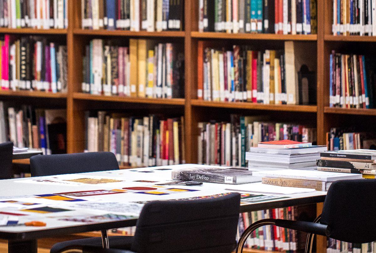 A municipal library.